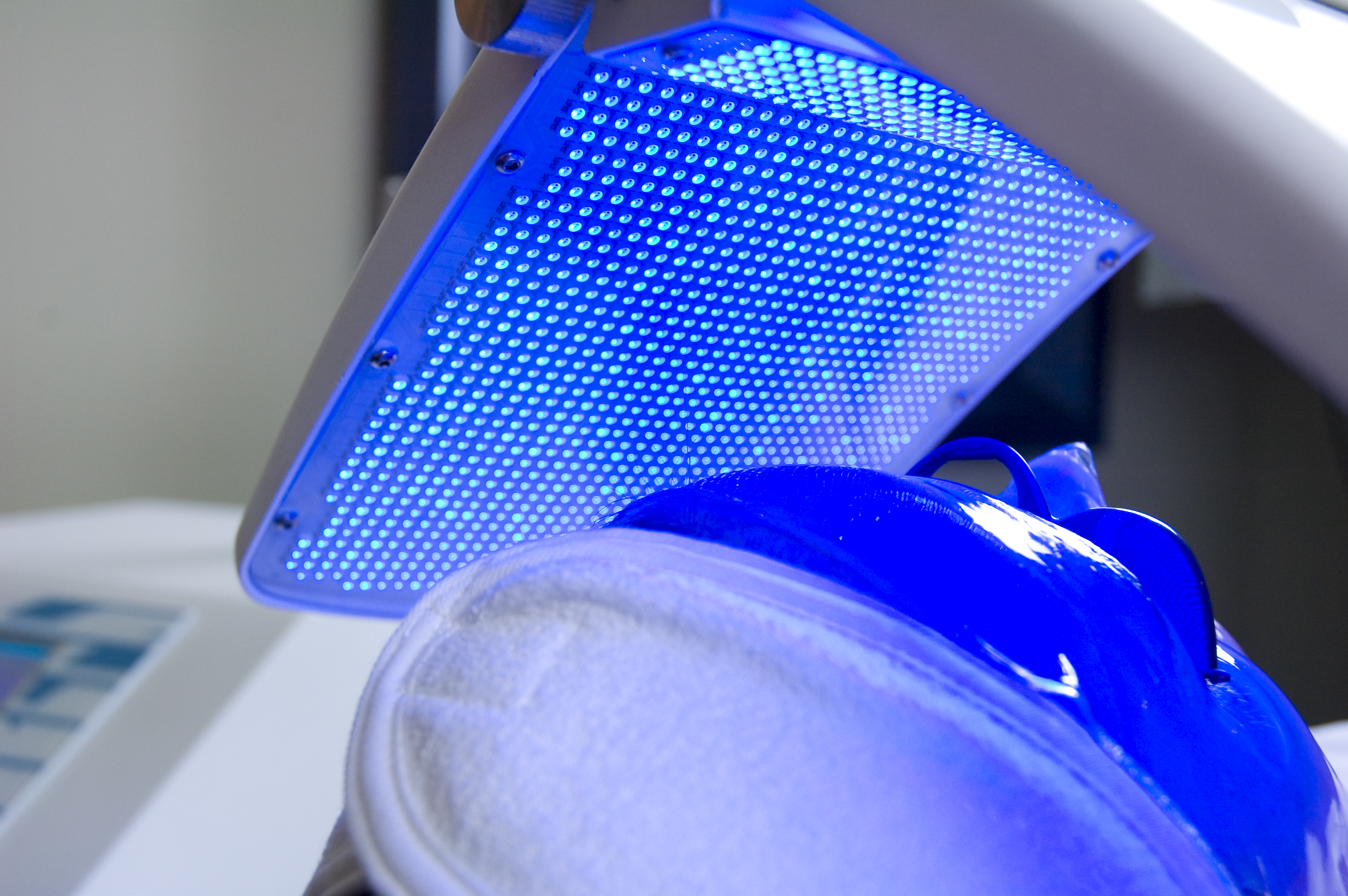 Deconstructing LED Light Therapy