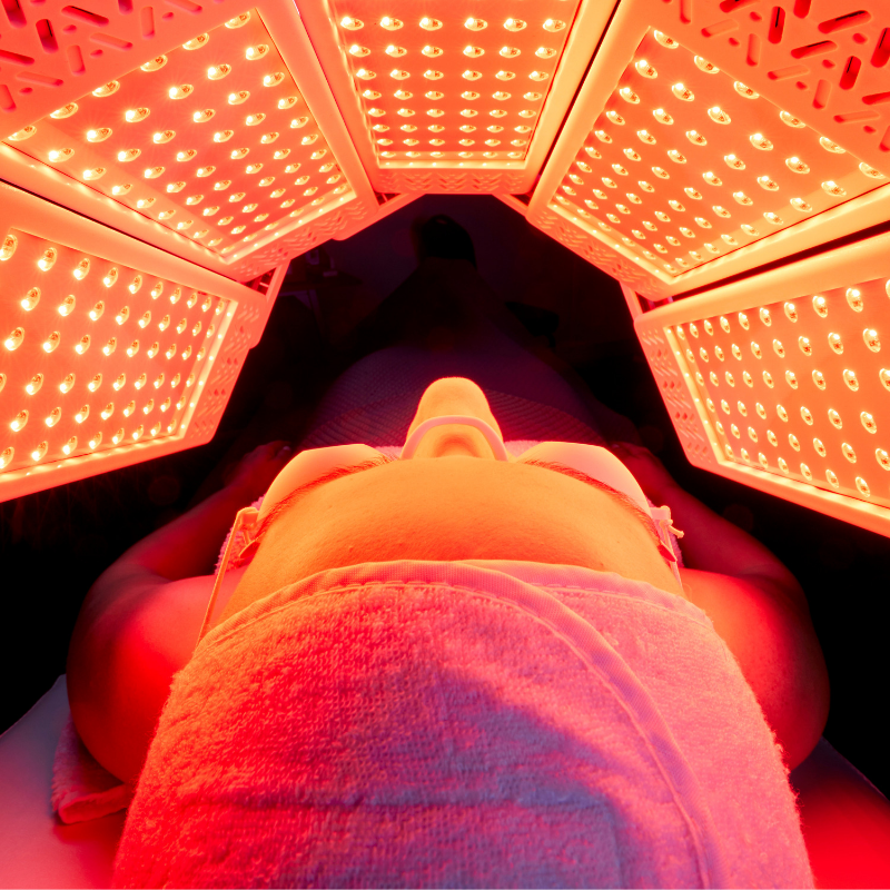 Signature Facials With LED