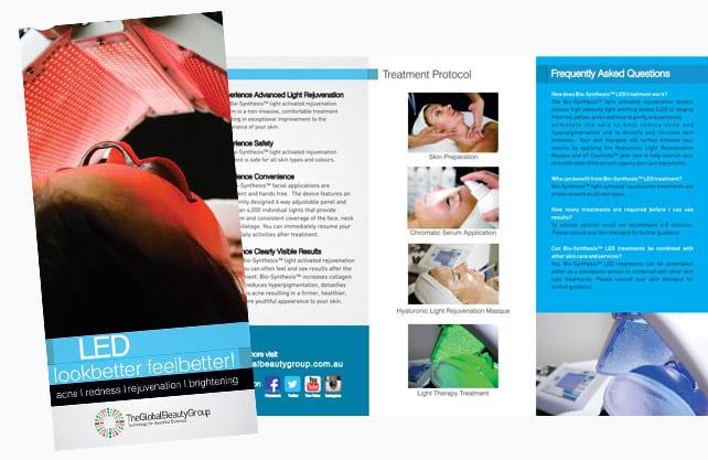 led-brochure