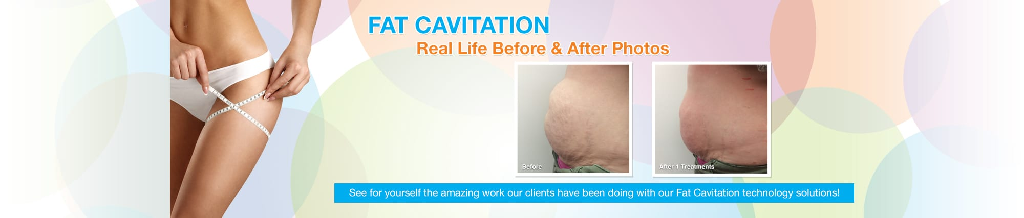 Fat Cavitation Results The Global Beauty Group