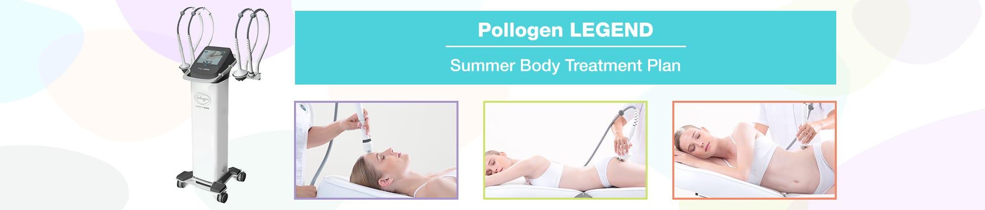 Pollogen Legend Summer Body Treatment Plan The Global