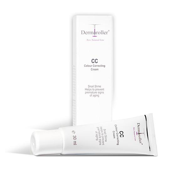CC Cream with Snail Secretion